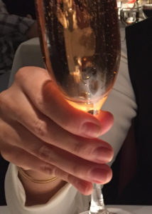 Hand and Glass